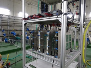 Microbial Fuel Cell sub-system